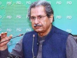 Shafqat Mahmood